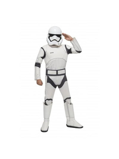 Stormtrooper Deluxe - Size Small-Costumes - Boys-Jokers Costume Hire and Sales Mega Store