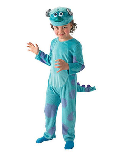 Sully Deluxe Child - Size S-Costumes - Girls-Jokers Costume Hire and Sales Mega Store