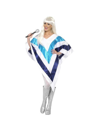 Super Trooper Cape Poncho-Costumes - Women-Jokers Costume Hire and Sales Mega Store