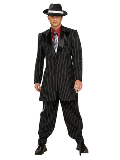 Swankster Costume - Size Std-Costumes - Mens-Jokers Costume Hire and Sales Mega Store