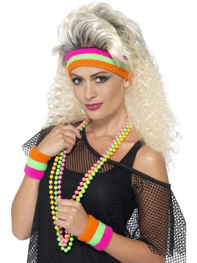Sweatbands.-Costume Accessories-Jokers Costume Hire and Sales Mega Store