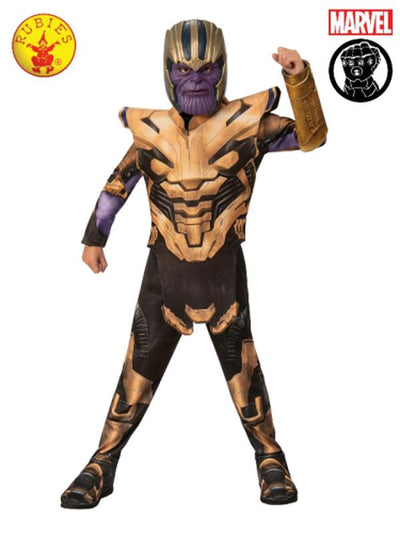 THANOS CLASSIC COSTUME, CHILD-Costumes - Boys-Jokers Costume Mega Store