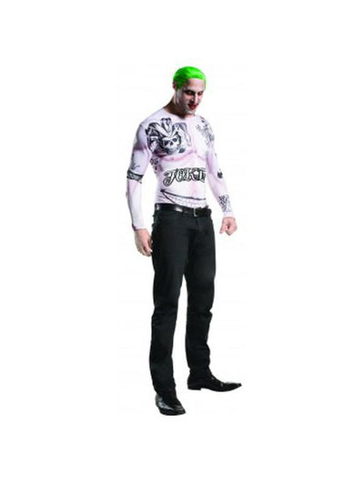 The Joker Costume Kit - Size Xl-Costumes - Mens-Jokers Costume Hire and Sales Mega Store