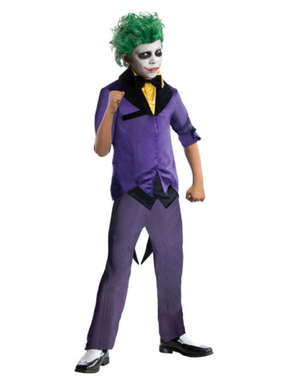 The Joker Deluxe Costume - Size L-Costumes - Boys-Jokers Costume Hire and Sales Mega Store