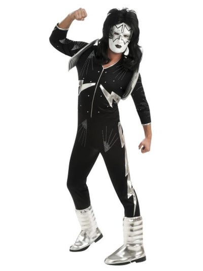 The Spaceman Adult Deluxe - Size L-Costumes - Mens-Jokers Costume Hire and Sales Mega Store