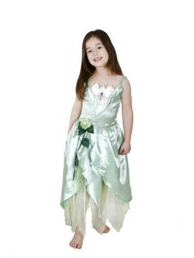 Tiana Princess Costume - Size 4-6-Costumes - Girls-Jokers Costume Hire and Sales Mega Store