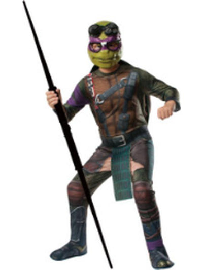 Tmnt Donatello - Size Xl-Costumes - Mens-Jokers Costume Hire and Sales Mega Store