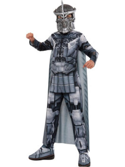 Tmnt Shredder - Size S-Costumes - Boys-Jokers Costume Hire and Sales Mega Store