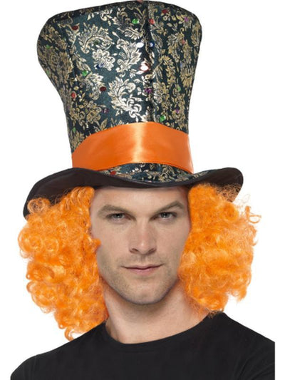 Top Hat - Multi-Coloured-Hats and Headwear-Jokers Costume Mega Store