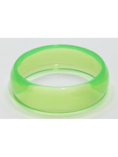 Transparent Bracelet-Green-Costume Accessories-Jokers Costume Hire and Sales Mega Store