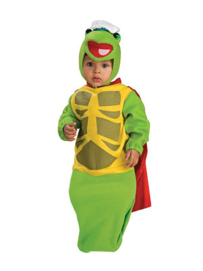 Turtle Tuck Bunting - Size 0-6 Months-Costumes - Boys-Jokers Costume Hire and Sales Mega Store