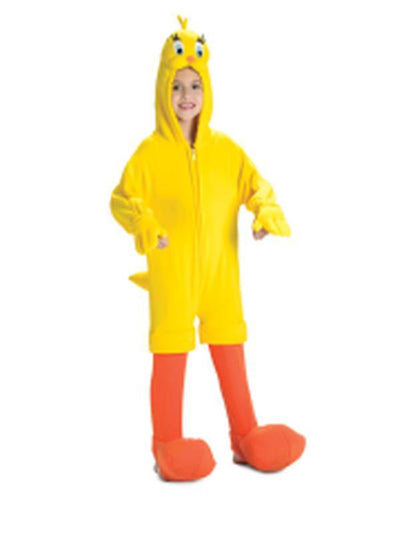 Tweety - Size Toddler-Costumes - Boys-Jokers Costume Hire and Sales Mega Store