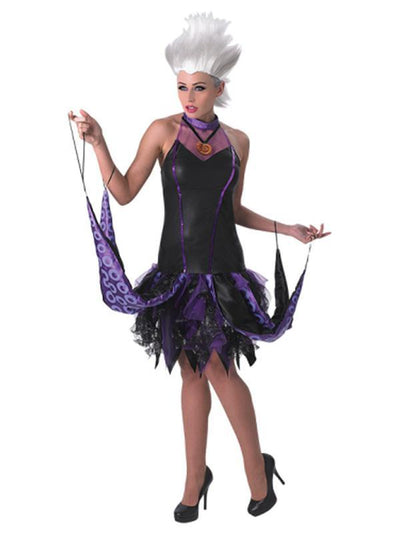 Ursula Deluxe Adult Costume - Size M-Costumes - Women-Jokers Costume Hire and Sales Mega Store
