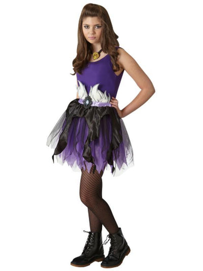 Ursula Tween Tutu Set - Size Xs-Costumes - Girls-Jokers Costume Hire and Sales Mega Store