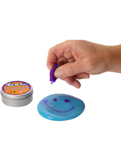 UV Colour Changing Bouncing Putty, Assorted-Costume Accessories-Jokers Costume Mega Store