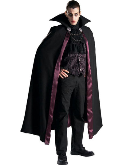 Vampire Collector'S Edition - Size Xl-Costumes - Mens-Jokers Costume Hire and Sales Mega Store
