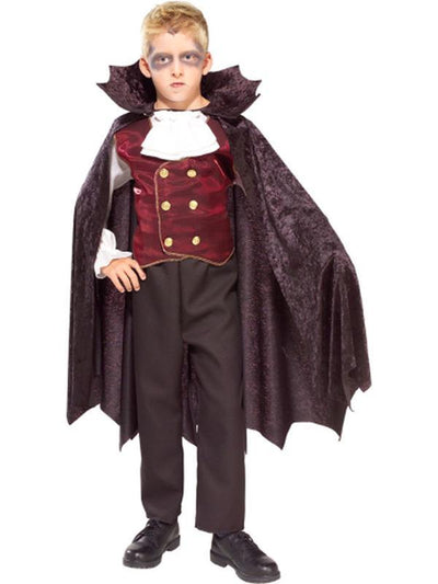 Vampire - Size Small.-Costumes - Boys-Jokers Costume Hire and Sales Mega Store