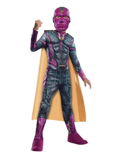 Vision - Size M-Costumes - Boys-Jokers Costume Hire and Sales Mega Store