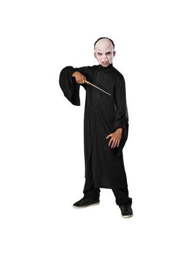 Voldemort Child - Size M-Costumes - Boys-Jokers Costume Hire and Sales Mega Store