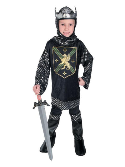 Warrior King - Size M-Costumes - Boys-Jokers Costume Hire and Sales Mega Store