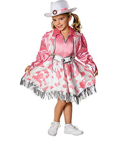Western Diva - Size S-Costumes - Girls-Jokers Costume Hire and Sales Mega Store