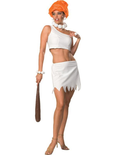 Wilma Flintstone Secret Wishes Costume - Size M-Costumes - Women-Jokers Costume Hire and Sales Mega Store
