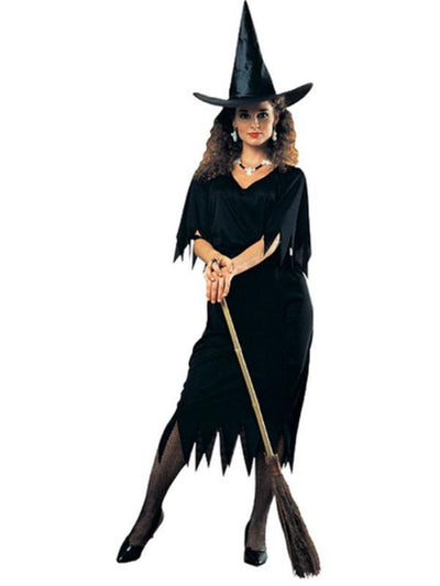 Witch Costume - Size Std-Costumes - Women-Jokers Costume Hire and Sales Mega Store