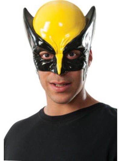 Wolverine Latex Mask-Masks - Latex-Jokers Costume Hire and Sales Mega Store