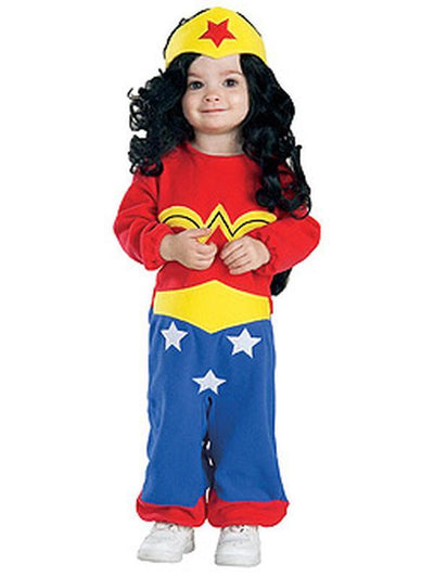 Wonder Woman - Size Infant-Costumes - Girls-Jokers Costume Hire and Sales Mega Store