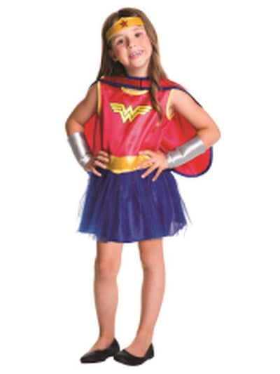 Wonder Woman - Size Toddler-Costumes - Girls-Jokers Costume Hire and Sales Mega Store