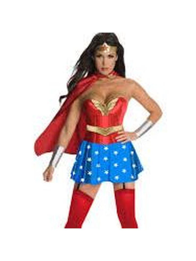 Wonder Woman - Small-Costumes - Women-Jokers Costume Hire and Sales Mega Store