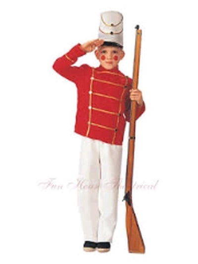 Wooden Soldier - Size S-Costumes - Boys-Jokers Costume Hire and Sales Mega Store