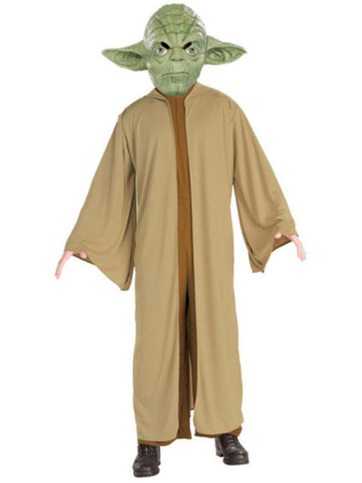 Yoda Child Costume - Size M-Costumes - Boys-Jokers Costume Hire and Sales Mega Store