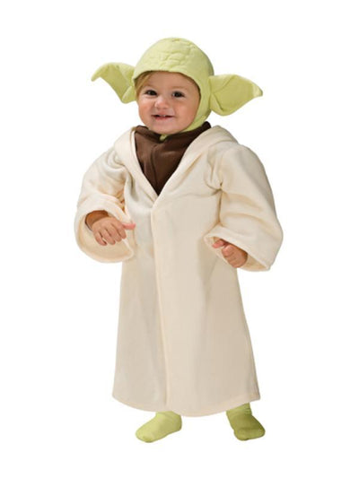 Yoda - Size 18-36 Months-Costumes - Boys-Jokers Costume Hire and Sales Mega Store