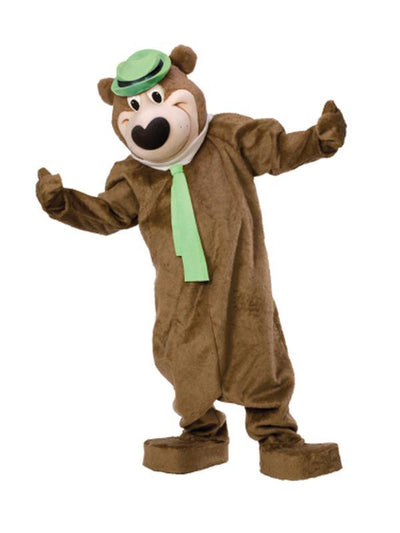 Yogi Bear Mascot Costume - Size Std-Costumes - Mens-Jokers Costume Mega Store