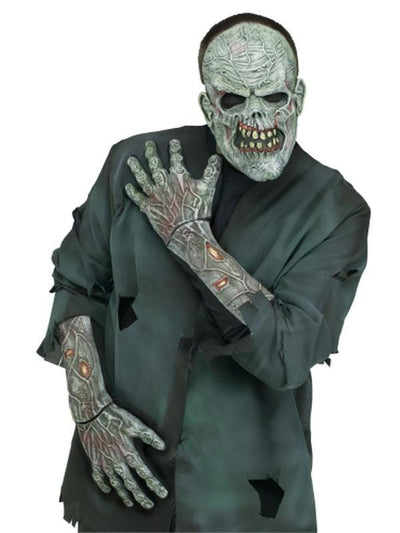Zombie Hands Glove-Armwear-Jokers Costume Hire and Sales Mega Store