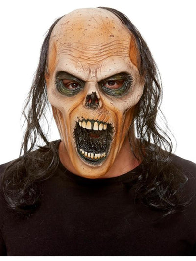 Zombie Latex Mask-Masks - Latex-Jokers Costume Hire and Sales Mega Store