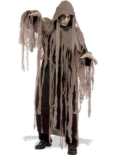Zombie Nightmare Costume - Size Std-Costumes - Mens-Jokers Costume Hire and Sales Mega Store