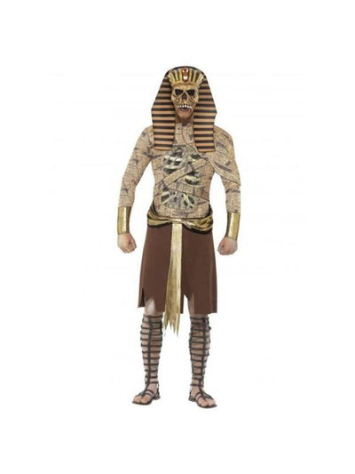 Zombie Pharaoh-Costumes - Mens-Jokers Costume Hire and Sales Mega Store