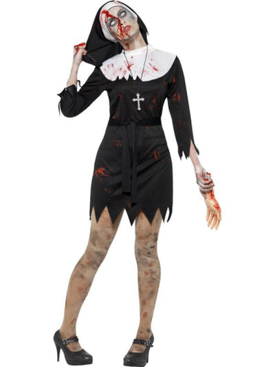 Zombie Sister Costume-Costumes - Women-Jokers Costume Hire and Sales Mega Store