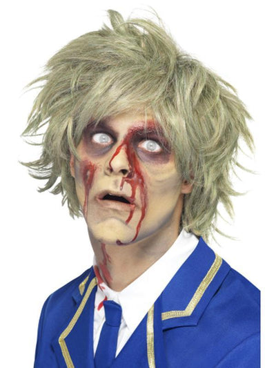 Zombie Wig-Wigs-Jokers Costume Hire and Sales Mega Store