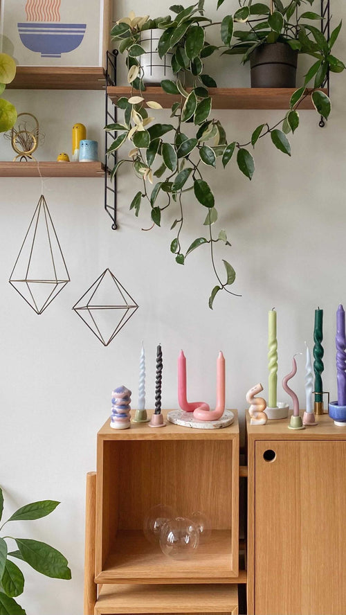 Home Inspo: Fun & Funky Candles