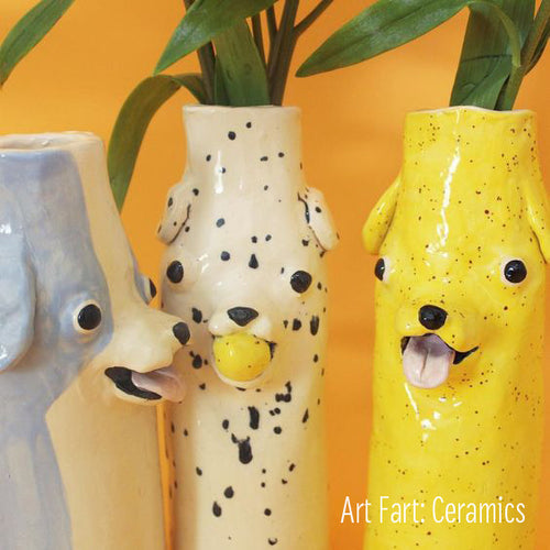Art Fart: Ceramics