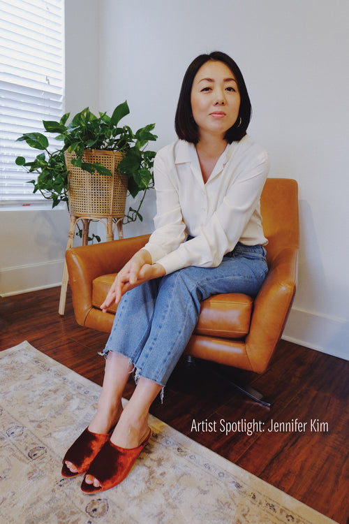 Artist Spotlight: Jennifer Kim