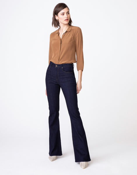 JANET High Rise Flare in Marine