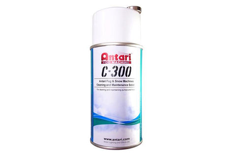 Antari C300 Cleaning Solution - Supplied by Event Lighting
