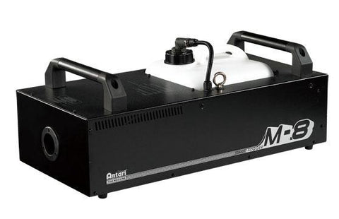 M8 - 1700W Professional Fog Machine with Remote control