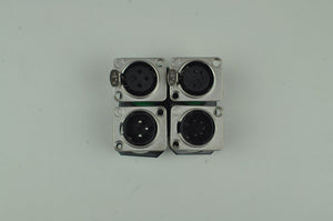 3PIN5PINDMXM - DMX Socket