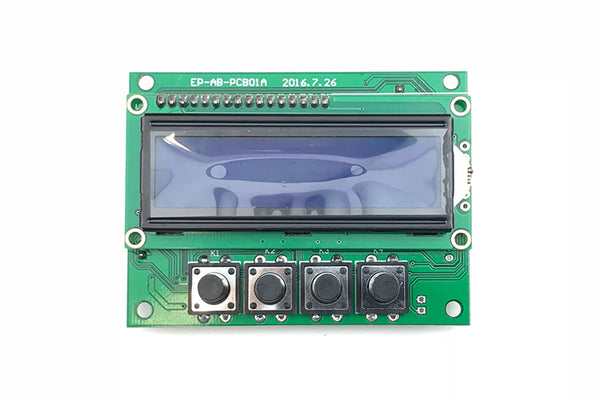 Event Lighting Spare Parts - PAN2X1X30 Display PCB