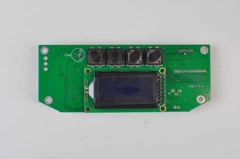 DISPPAR19 - Display PCB